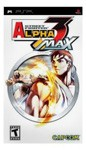 Street Fighter Alpha 3 MAX Pack Shot