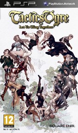 Tactics Ogre: Let Us Cling Together Pack Shot