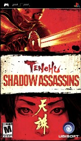 Tenchu: Shadow Assassins Pack Shot