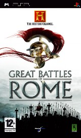 The History Channel: Great Battles of Rome Pack Shot
