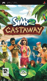 The Sims 2: Castaway Pack Shot