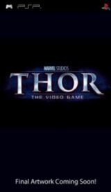 Thor: The Video Game Pack Shot
