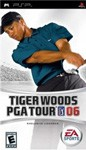 Tiger Woods PGA Tour 06 Pack Shot