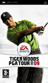 Tiger Woods PGA Tour 09 Pack Shot