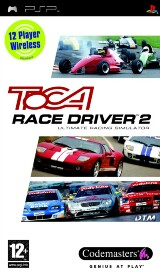 TOCA Race Driver 2 Pack Shot