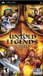 Untold Legends: Brotherhood of the Blade Pack Shot