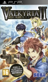 Valkyria Chronicles Pack Shot