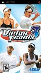 Virtua Tennis 3 Pack Shot