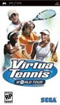 Virtua Tennis World Tour Pack Shot