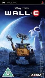 WALL-E Pack Shot