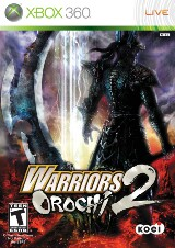 Warriors Orochi 2 Pack Shot