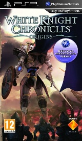 White Knight Chronicles: Origins Pack Shot