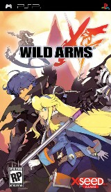 Wild ARMs XF Pack Shot