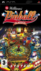 Williams Pinball Classics Pack Shot