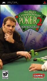 World Championship Poker 2: Featuring Howard Lederer Pack Shot