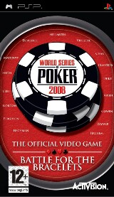 World Series of Poker 2008: Battle For The Bracelets Pack Shot
