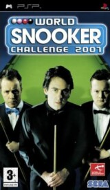 World Snooker Challenge 2007 Pack Shot