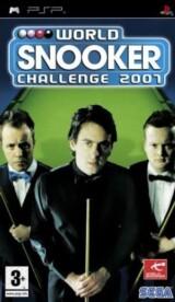World Snooker Challenge 2007 Pack Shot