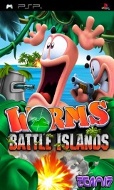 Worms: Battle Islands Pack Shot