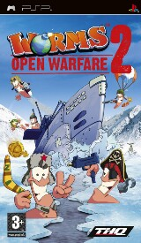 Worms: Open Warfare 2 Pack Shot