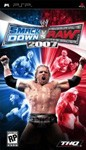 WWE SmackDown! vs. RAW 2007 Pack Shot