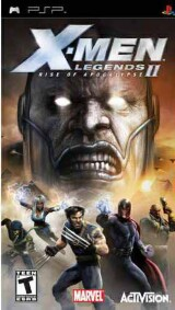 X Men Legends 2 Ps2 Cheats