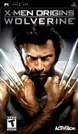 X-Men Origins: Wolverine Pack Shot