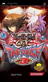 Yu-Gi-Oh! GX Tag Force 3 Pack Shot