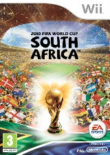 2010 FIFA World Cup South Africa Pack Shot