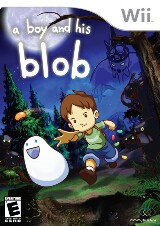 A Boy and his Blob Pack Shot