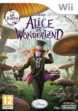 Alice in Wonderland Pack Shot