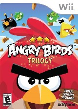 Angry Birds Trilogy Pack Shot