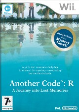 Another Code R: A Journey into Lost Memories Pack Shot