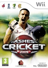 Ashes Cricket 2009 Pack Shot