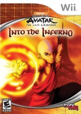 Avatar The Legend of Aang: Into the Inferno Pack Shot