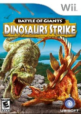 Battle of Giants: Dinosaurs Strike Pack Shot