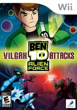 Ben 10: Alien Force - Vilgax Attacks Pack Shot