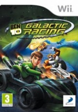 Ben 10 Galactic Racing Pack Shot