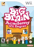 Big Brain Academy: Wii Degree Pack Shot