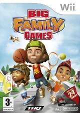 Big Family Games Pack Shot