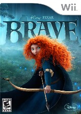 Brave: The Video Game Pack Shot