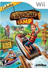 Cabela's Adventure Camp Pack Shot