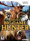Cabela's Big Game Hunter Pack Shot