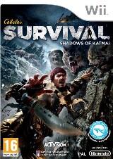 Cabela's Survival: Shadows of Katmai Pack Shot