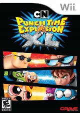 Cartoon Network: Punch Time Explosion XL Pack Shot