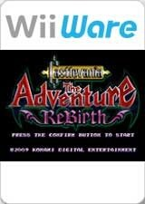 Castlevania: The Adventure ReBirth Pack Shot