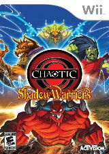 Chaotic: Shadow Warriors Pack Shot