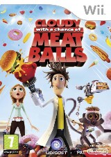 Cloudy With a Chance of Meatballs Pack Shot