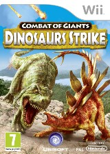 Combat of Giants Dinosaurs Strike Pack Shot