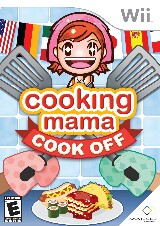 Cooking Mama: Cook Off Pack Shot